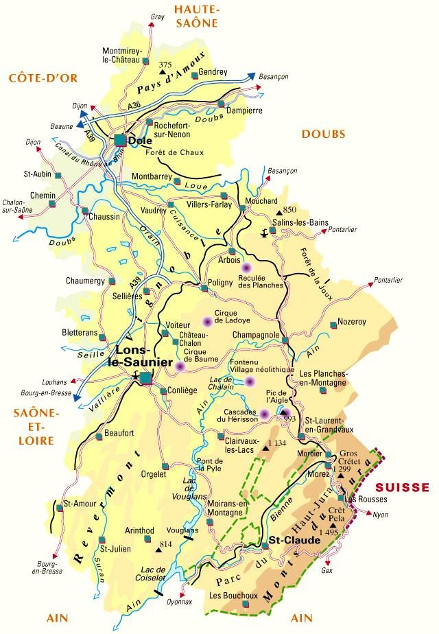 Departement du jura 39 - Office de tourisme les rousses 39 jura ...
