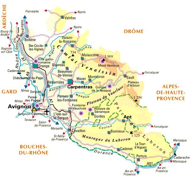 Departement du vaucluse 84 - Chambre des notaires des bouches du rhone ...